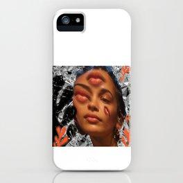 Jorja On My Mind iPhone Case