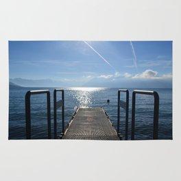 Dock to Heaven Rug