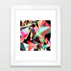 Colorflash 6 Framed Art Print