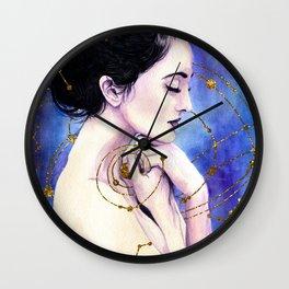 Celestial Mother (2016) REVAMP Wall Clock