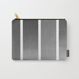 Test Patterns Carry-All Pouch