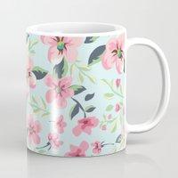 fancy Mugs featuring Fancy. by Scarlais