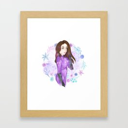 JULIETTE Framed Art Print