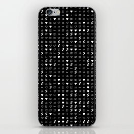 Young Leo Infatuation iPhone Skin
