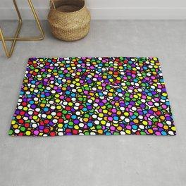 Bubble GUM Colorful Balls Rug
