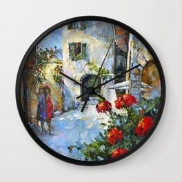 Girlfriends Wall Clock