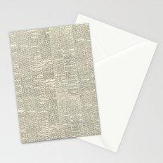 Newsie Stationery Cards