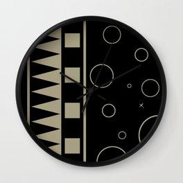 Indigenous Imprints | Rezurrect Spine | Moon Wall Clock