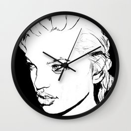 Daphne Wall Clock