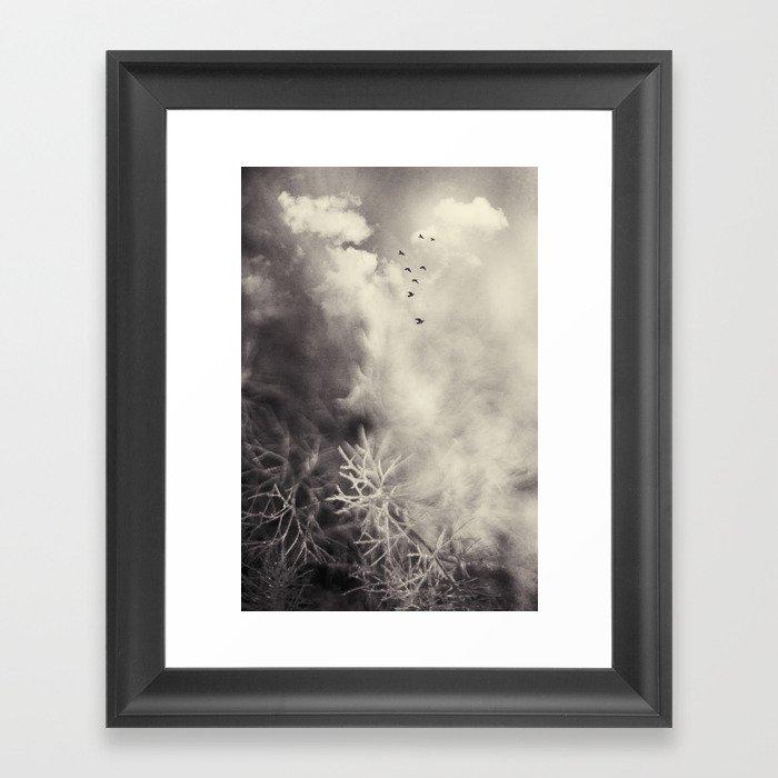 Yesterday Framed Art Print