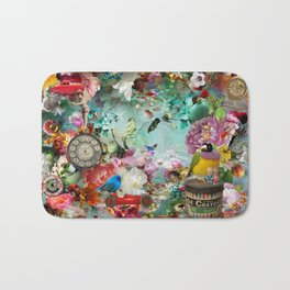 The Secret Garden Bath Mat