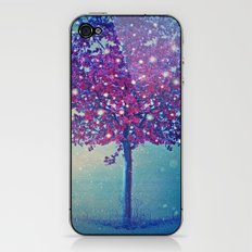 SONG OF THE WINTERBIRD iPhone & iPod Skin