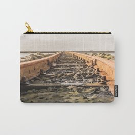 Seaside Railway Carry-All Pouch