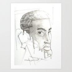 Create Yourself Art Print