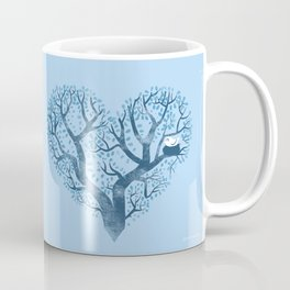 Home is where the nest is Coffee Mug