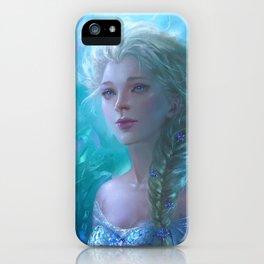 Frozen Elsa iPhone Case