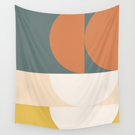 Abstract Geometric 02 Wall Tapestry