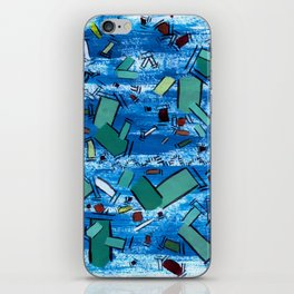 Undefined Time iPhone Skin