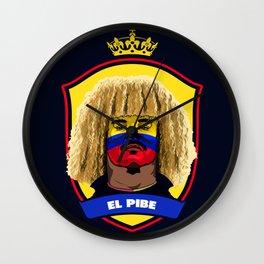 El Pibe Wall Clock