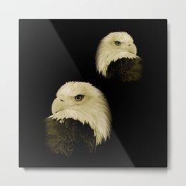 American Eagles Metal Print