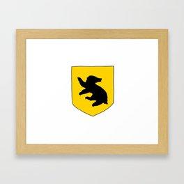 Harry Crest Framed Art Print