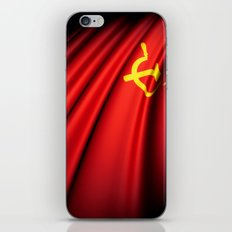 Flag of Soviet Union (1922-1991) iPhone & iPod Skin