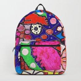 cosmic happenstance Backpack