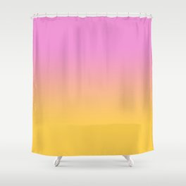 The Quiche Shower Curtain