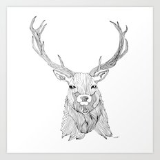My Dear Art Print