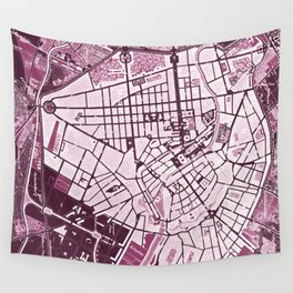 geomap Wall Tapestry