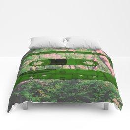 Plant Sounds Comforters