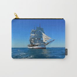 Without Royals Carry-All Pouch