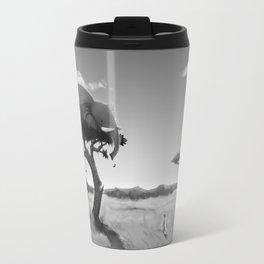 Scaredy Elephant Travel Mug