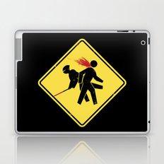 Ninja X-ing Laptop & iPad Skin