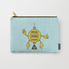 Emojibot Carry-All Pouch
