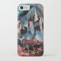 melbourne iPhone & iPod Cases featuring Melbourne by sladja