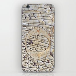Grunge Zero iPhone Skin