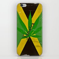 jamaica iPhone & iPod Skins featuring Jamaica by Shalisa Photography