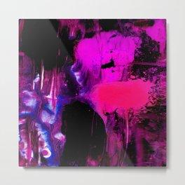 Abstract Wonder 2k by Kathy Morton Stanion Metal Print