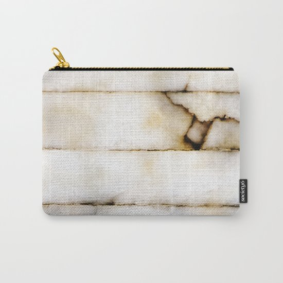 Weathered Alabaster Carry-All Pouch