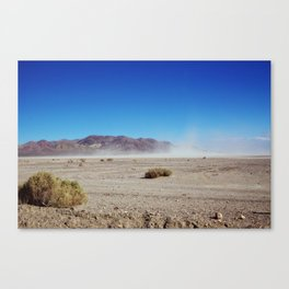 Desert Mists Canvas Print