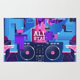 ALL STAR Rug