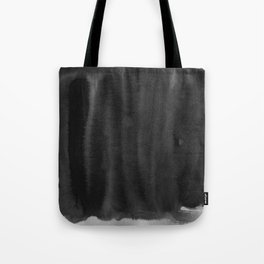 Black Ink Art No 5 Tote Bag