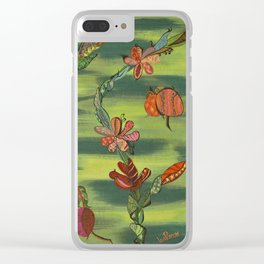 """Tamarillo"" by ICA PAVON Clear iPhone Case"