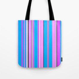 Stripes-007 Tote Bag