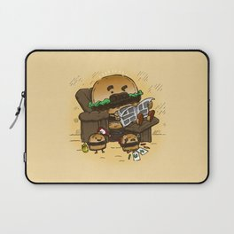 The Dad Burger Laptop Sleeve