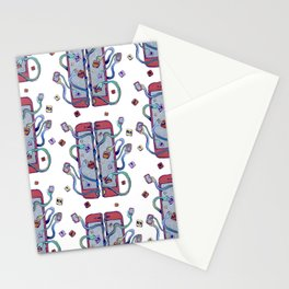 Handsy Smart Phone by Maisie Cross Stationery Cards