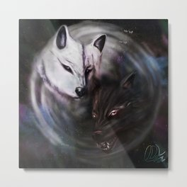 Feed The Wolves 2017 Metal Print
