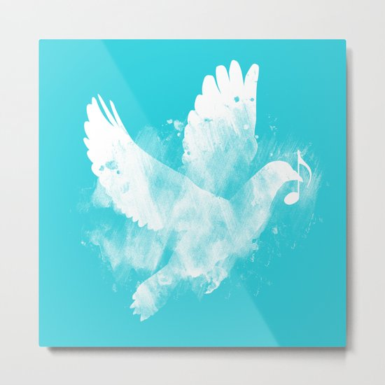 Bring Me Peace Metal Print