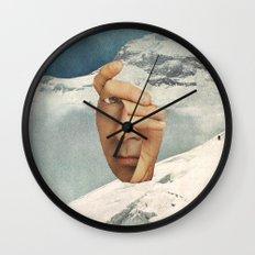 Muh Anne Inn Tha Mount Tan Wall Clock